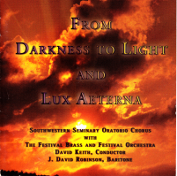 From darkness to light CD