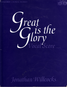 Great is the glory VS
