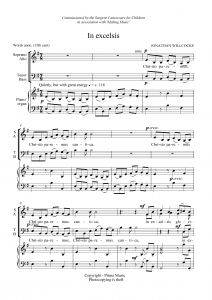 In excelsis excerpt-1