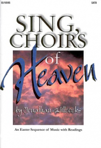 Sing choirs of heaven VS